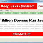 java exploit, java virus, install java, update java