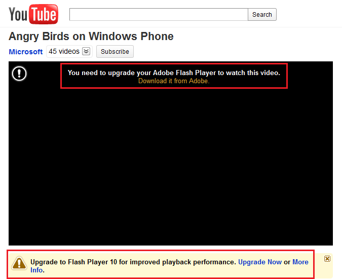 How to Repair Adobe Flash Player