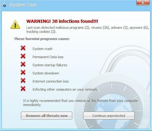System Tool 2011